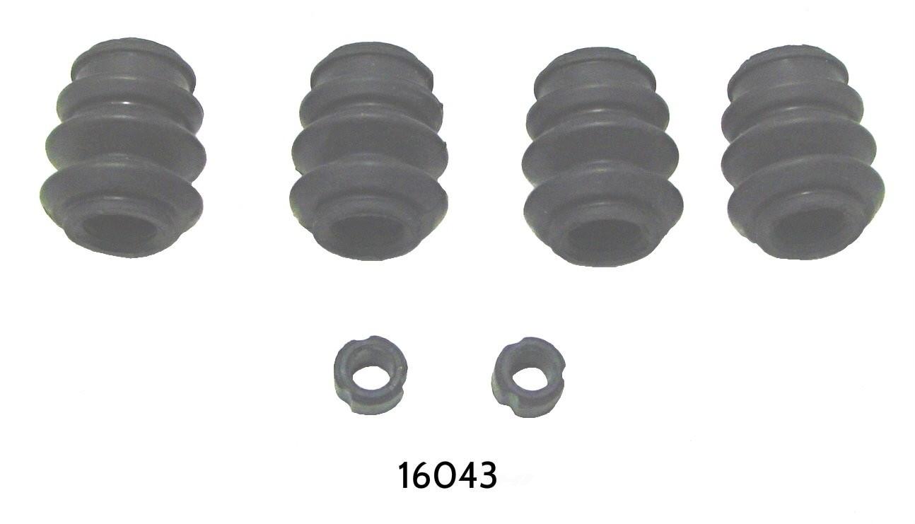 BETTER BRAKE PARTS - Disc Brake Caliper Bushing (Rear) - BEB 16043