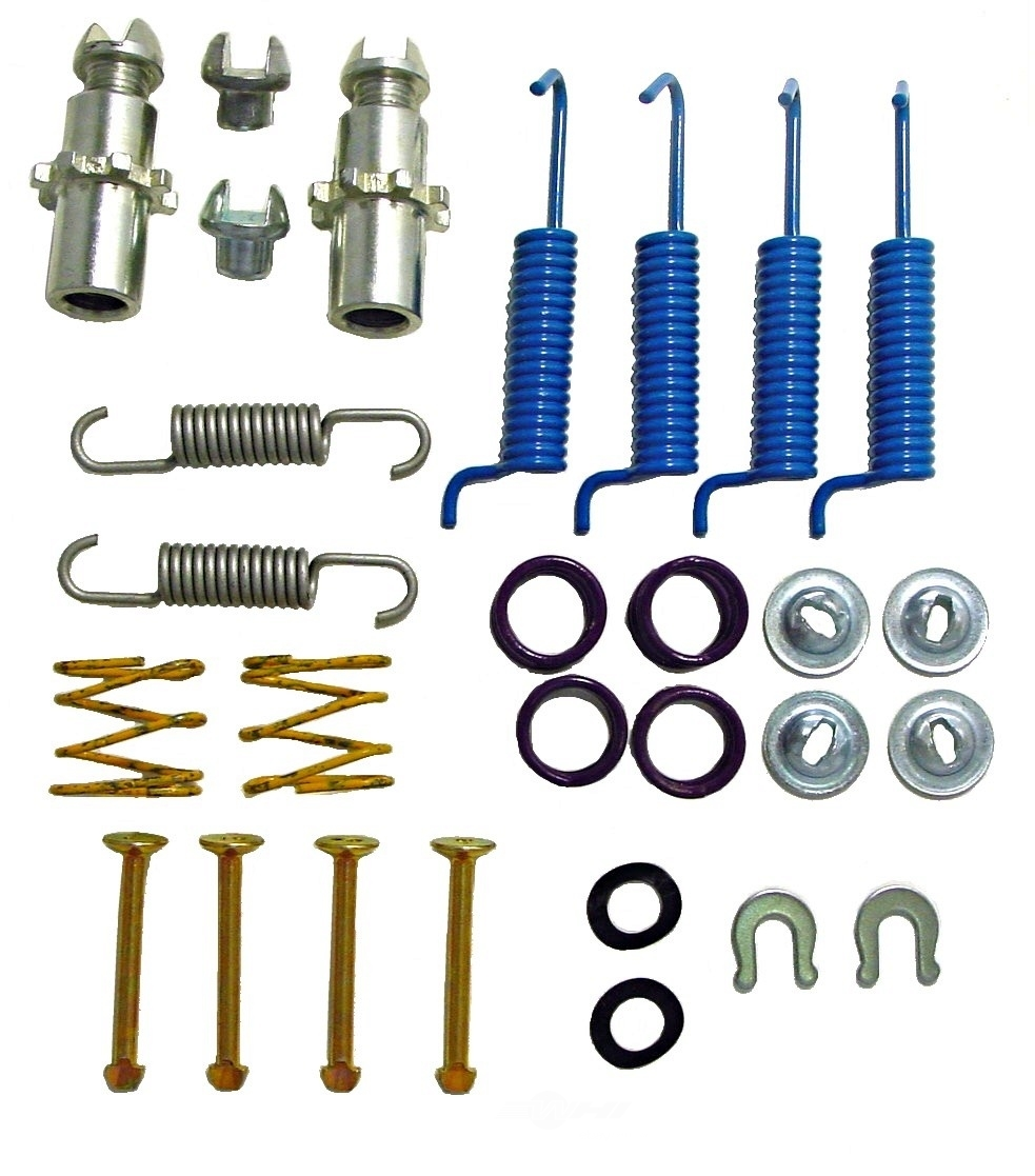 BETTER BRAKE PARTS - Parking Brake Kit (Rear) - BEB 17407