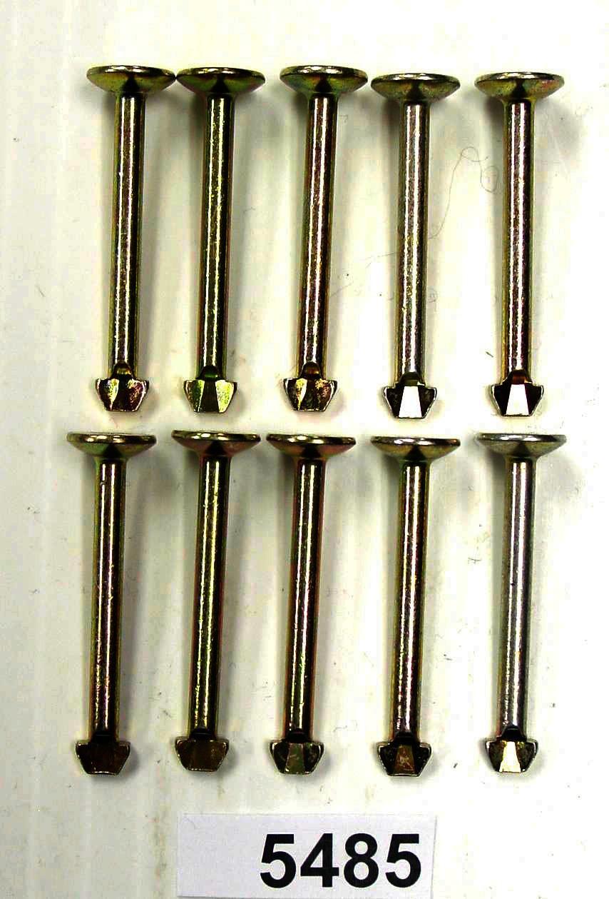 BETTER BRAKE PARTS - Drum Brake Shoe Anchor Pin (Rear) - BEB 5485