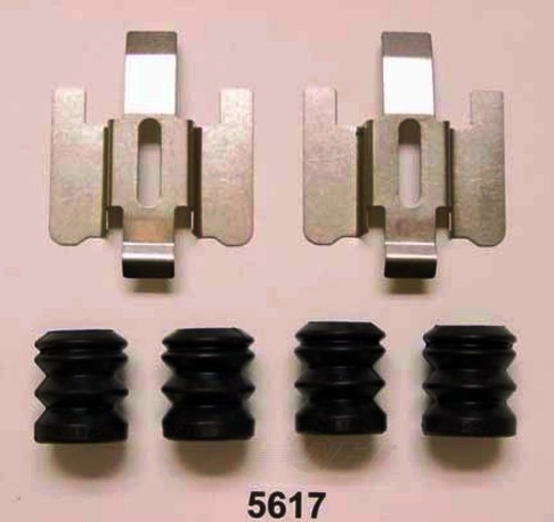 BETTER BRAKE PARTS - Disc Brake Hardware Kit (Rear) - BEB 5617
