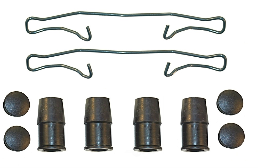 BETTER BRAKE PARTS - Disc Brake Hardware Kit (Rear) - BEB 5658