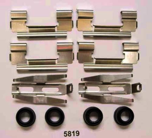 BETTER BRAKE PARTS - Disc Brake Hardware Kit (Front) - BEB 5819