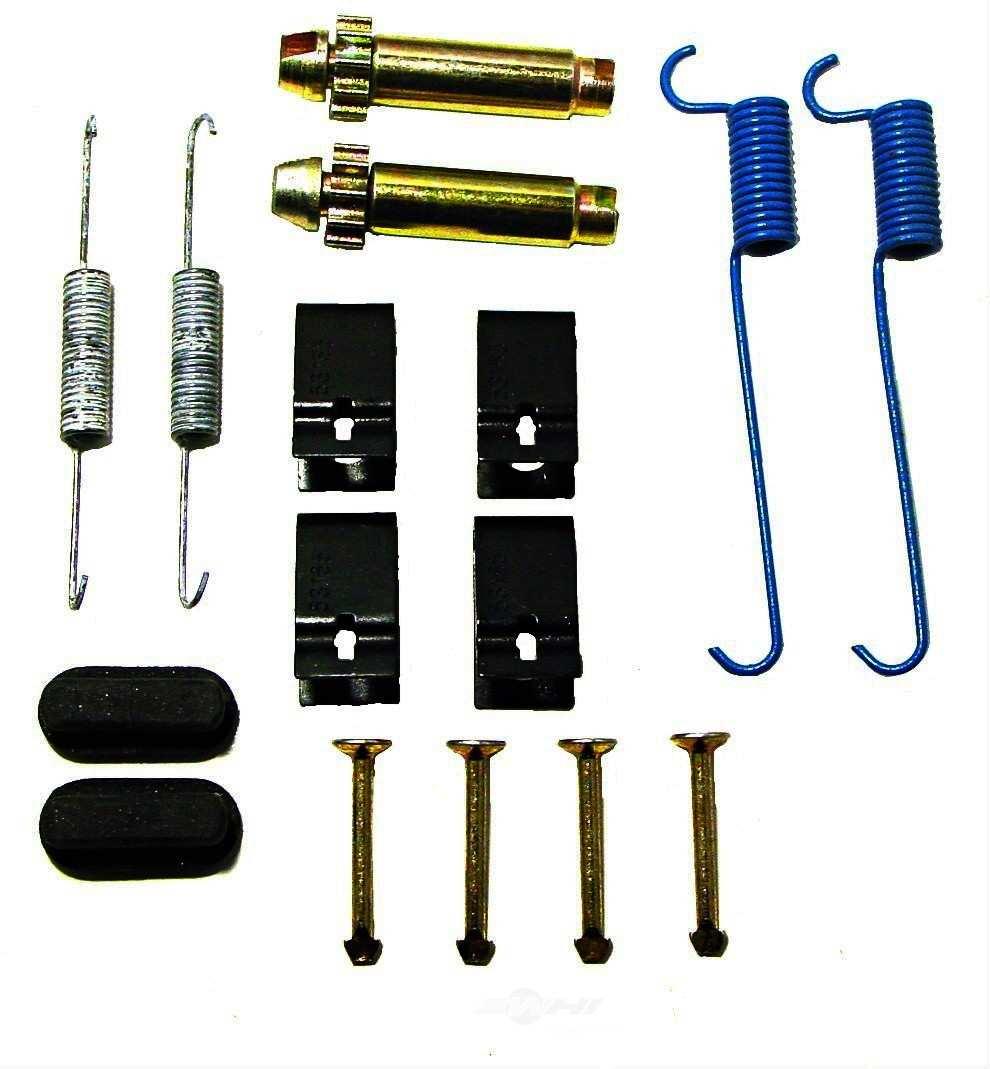 BETTER BRAKE PARTS - Parking Brake Hardware Kit - BEB 7318