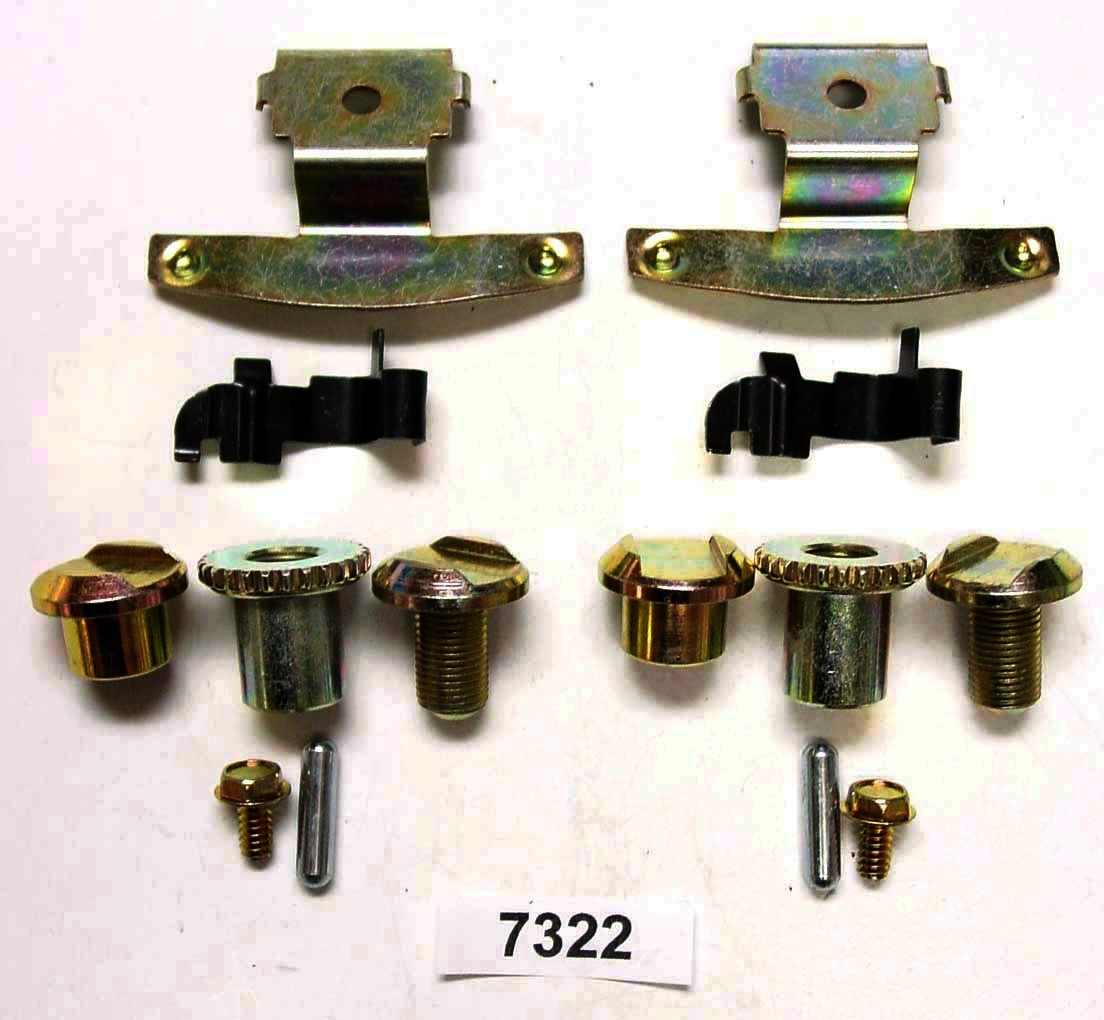 BETTER BRAKE PARTS - Parking Brake Kit (Rear) - BEB 7322