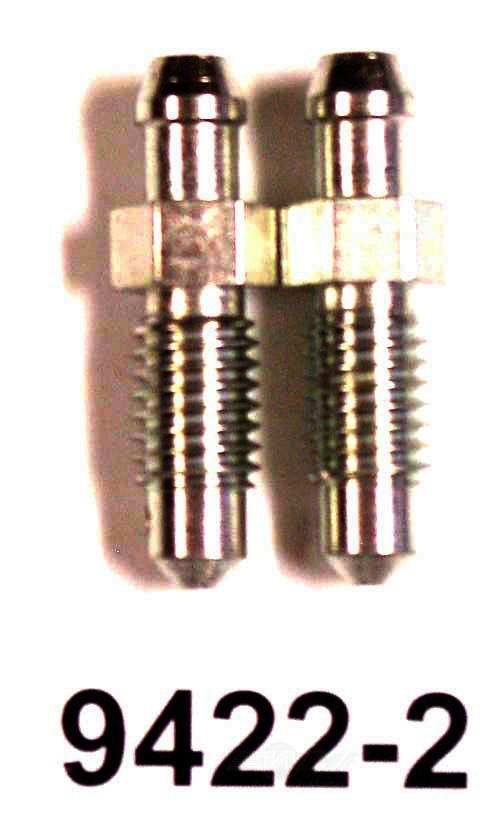 BETTER BRAKE PARTS - Brake Bleeder Screw (Front) - BEB 9422