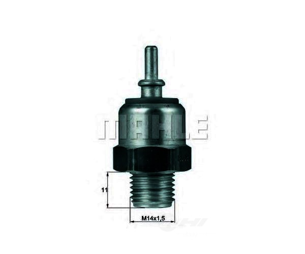 BEHR THERMOT-TRONIK THERMOSTATS - Behr Thermot-Tronik OEM Engine Coolant Temperature Switch - BEH TSW 44D