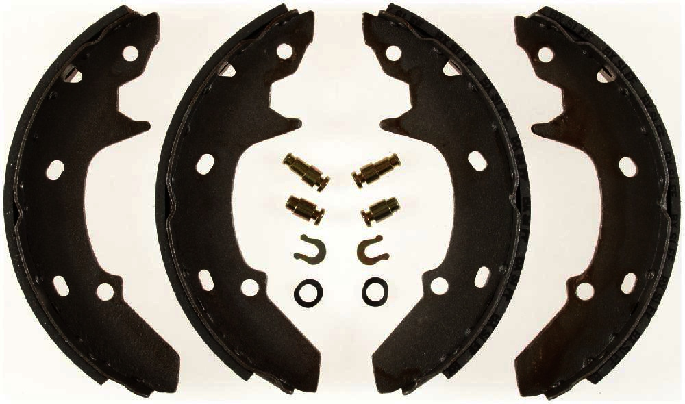 BENDIX - Drum Brake Shoe (Rear) - BEN 501