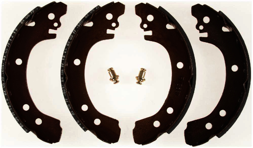 BENDIX - Drum Brake Shoe (Rear) - BEN 637
