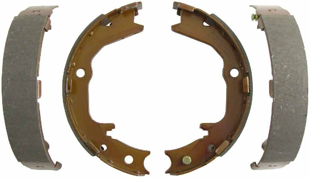 BENDIX - Parking Brake Shoe (Rear) - BEN 673