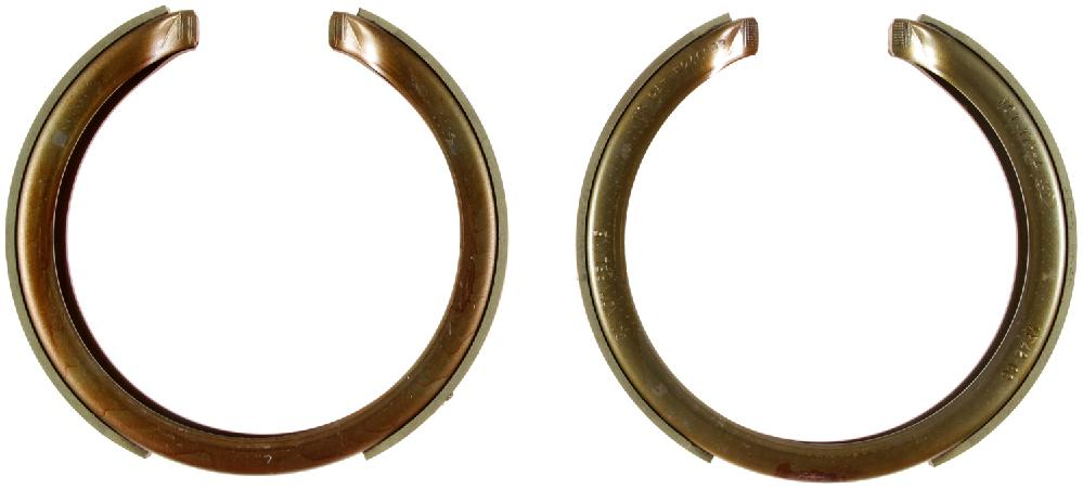 BENDIX - Parking Brake Shoe - BEN 770