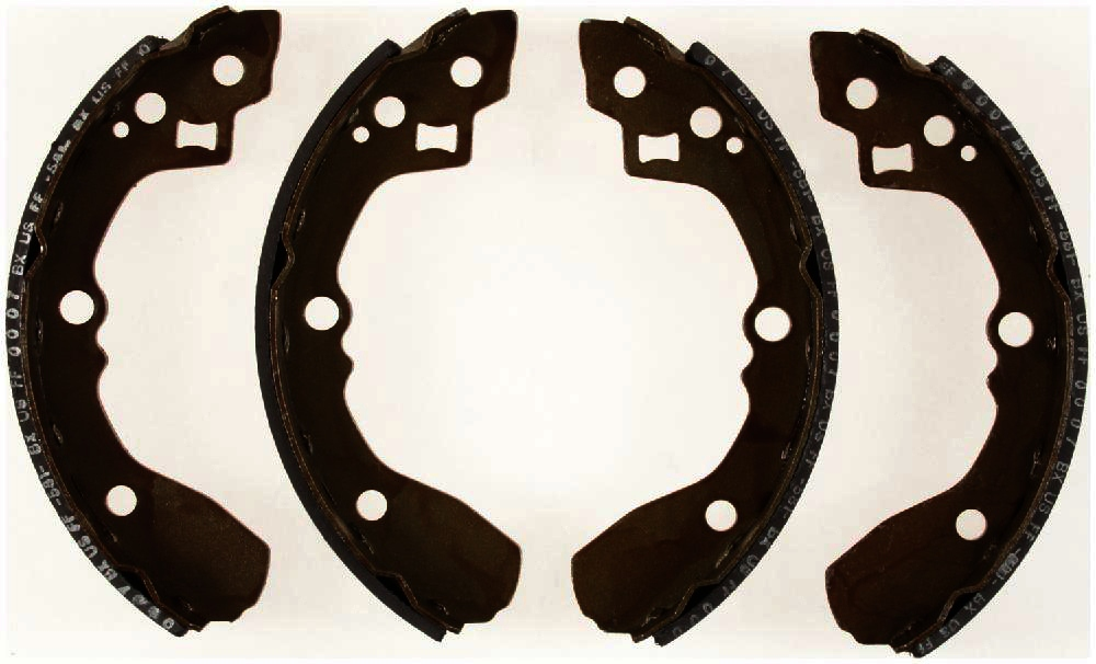 BENDIX - Drum Brake Shoe (Rear) - BEN 806