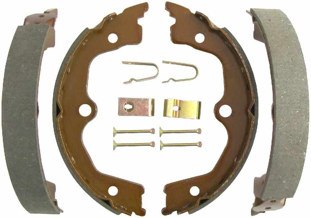 BENDIX - Parking Brake Shoe - BEN 857