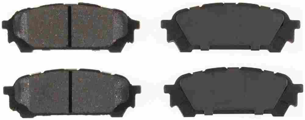 BENDIX - Bendix CT-3 Disc Brake Pad (Rear) - BEN D1004CT