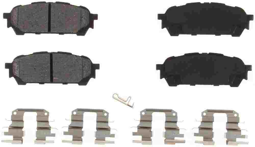 BENDIX - Bendix CQ Disc Brake Pad (Rear) - BEN D1004