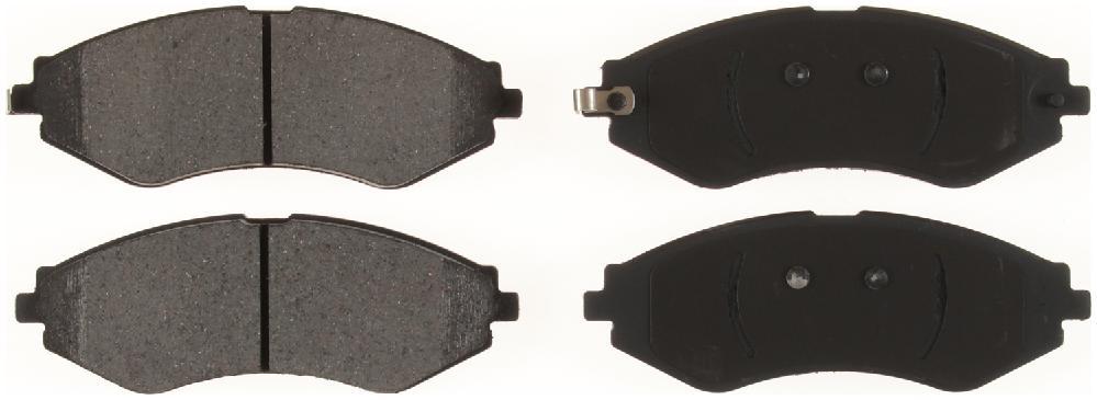 BENDIX - CQ Ceramic Disc Brake Pad (Front) - BEN D1035