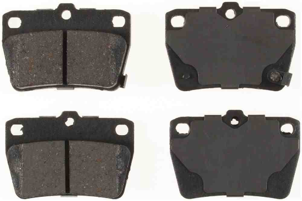 BENDIX - Bendix CT-3 Disc Brake Pad (Rear) - BEN D1051CT