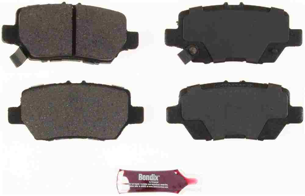 BENDIX - Disc Brake Pad - BEN D1090