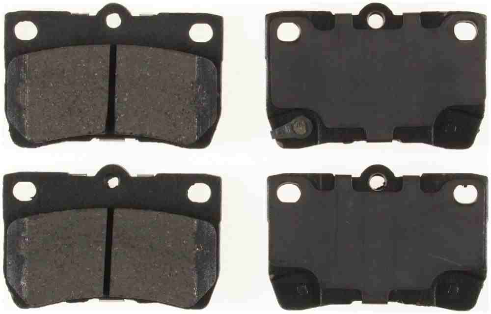BENDIX - Bendix CT-3 Disc Brake Pad (Rear) - BEN D1113CT