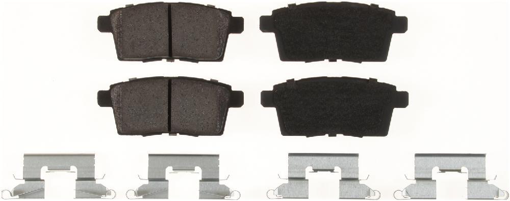 BENDIX - Bendix CT-3 Disc Brake Pad (Rear) - BEN D1259CT