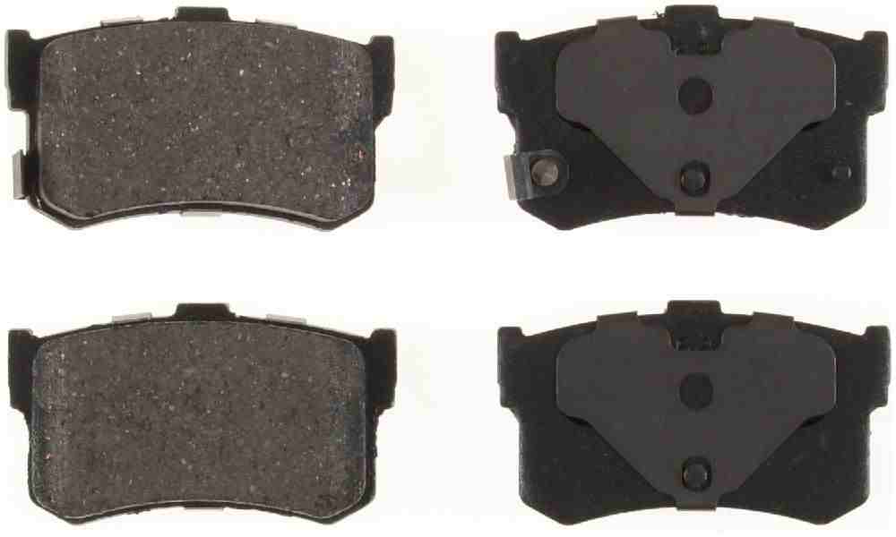 BENDIX - Bendix CQ Disc Brake Pad (Rear) - BEN D1262