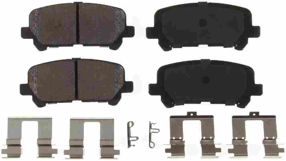 BENDIX - Disc Brake Pad - BEN D1281