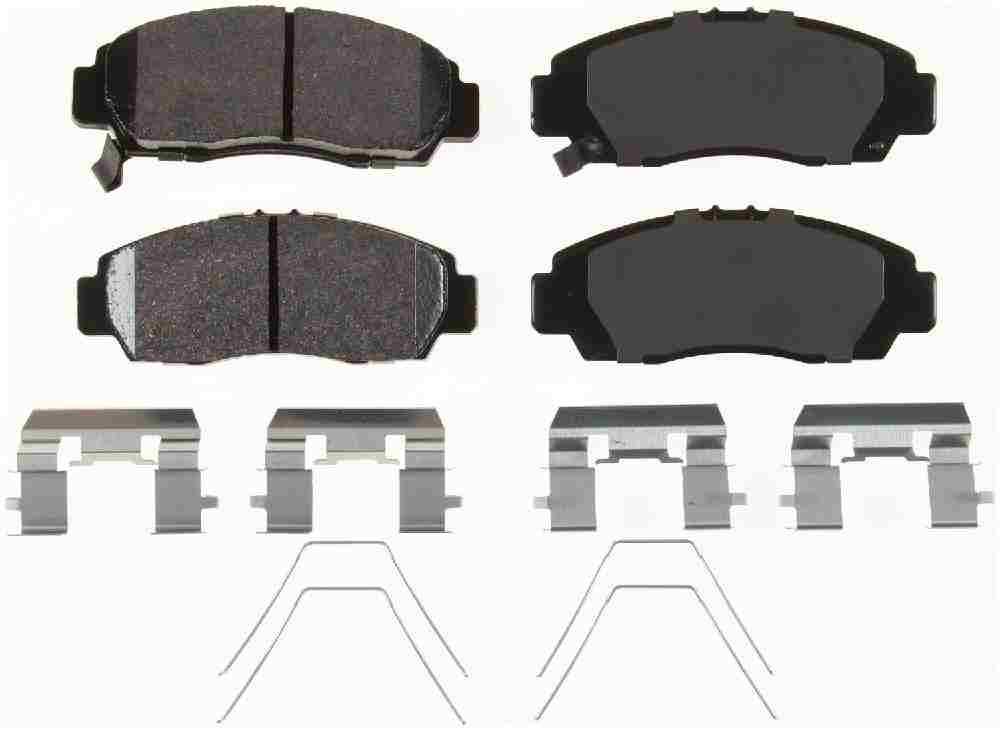 BENDIX - Disc Brake Pad - BEN D1506