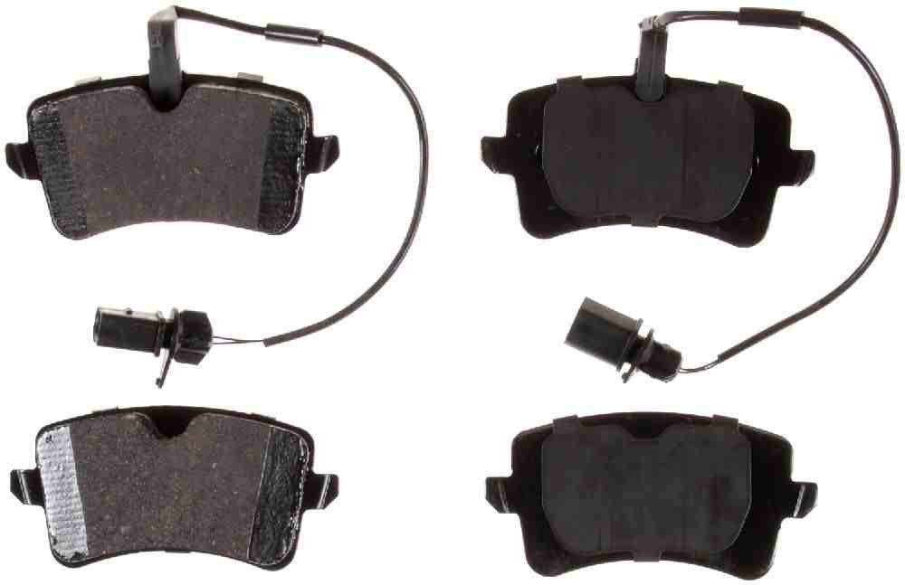 BENDIX - Bendix CQ Disc Brake Pad (Rear) - BEN D1547