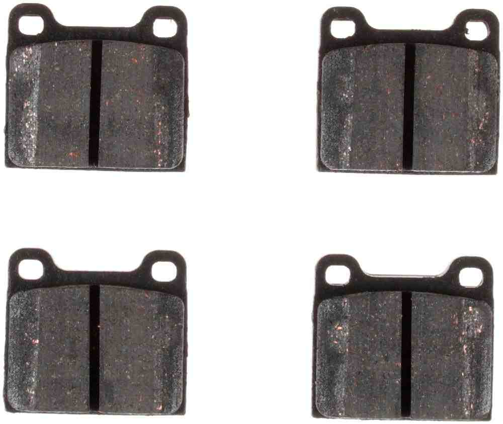 BENDIX - Bendix CT-3 Disc Brake Pad (Rear) - BEN D31CT