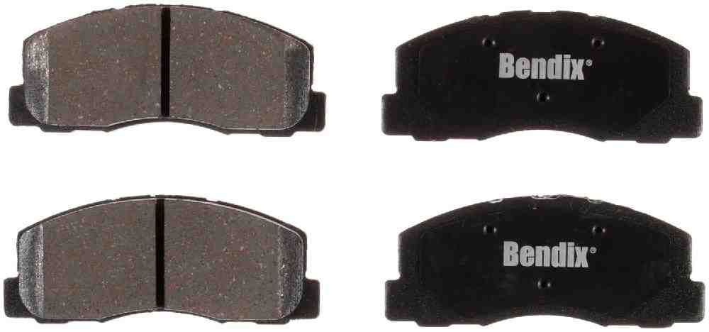 BENDIX - CT Ceramic Disc Brake Pad (Front) - BEN D328CT