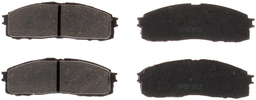 BENDIX - Bendix CQ Disc Brake Pad (Rear) - BEN D337