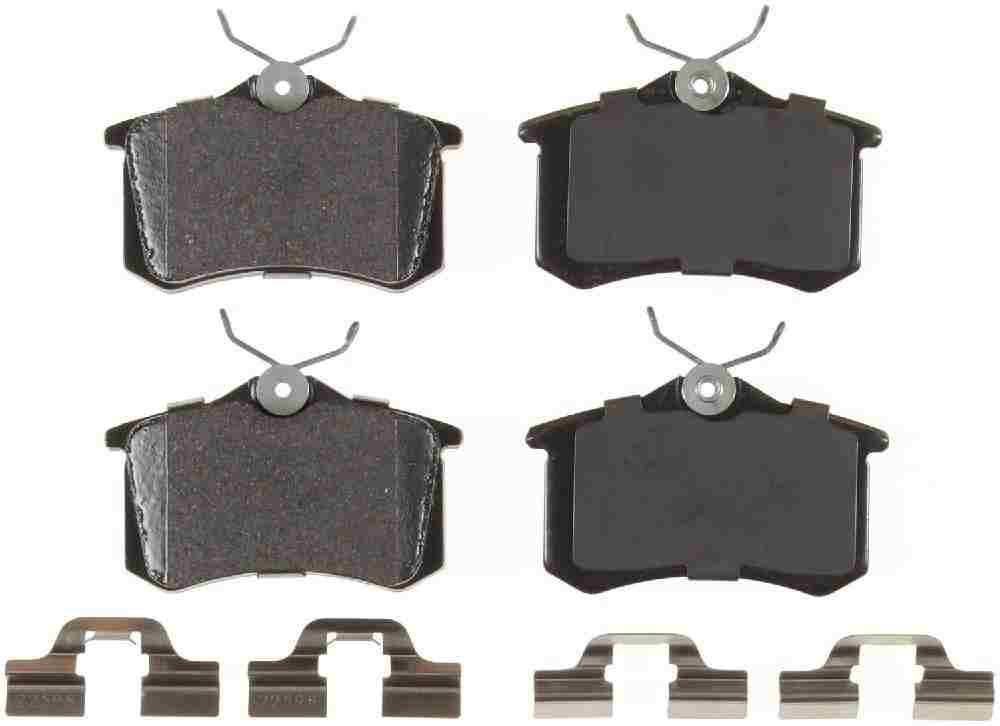 BENDIX - CQ Ceramic Disc Brake Pad (Rear) - BEN D340