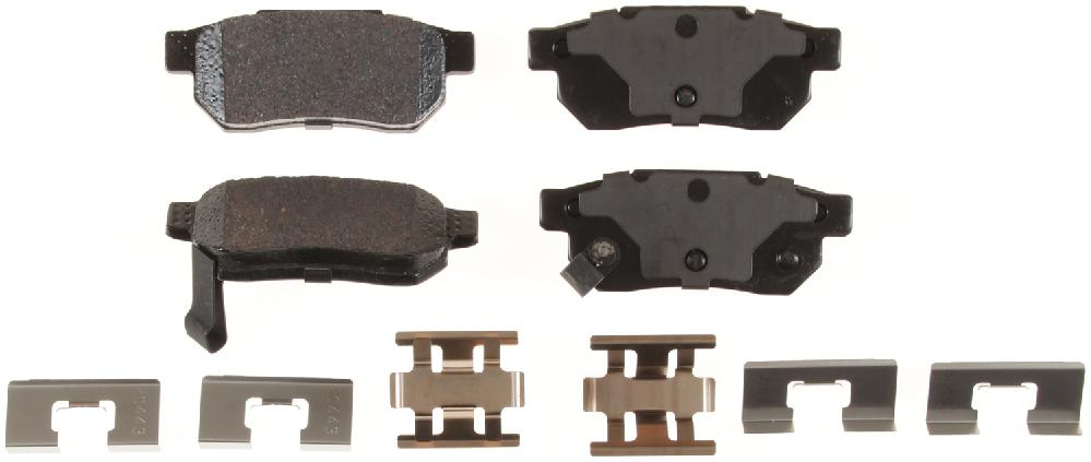 BENDIX - Bendix CQ Disc Brake Pad (Rear) - BEN D364