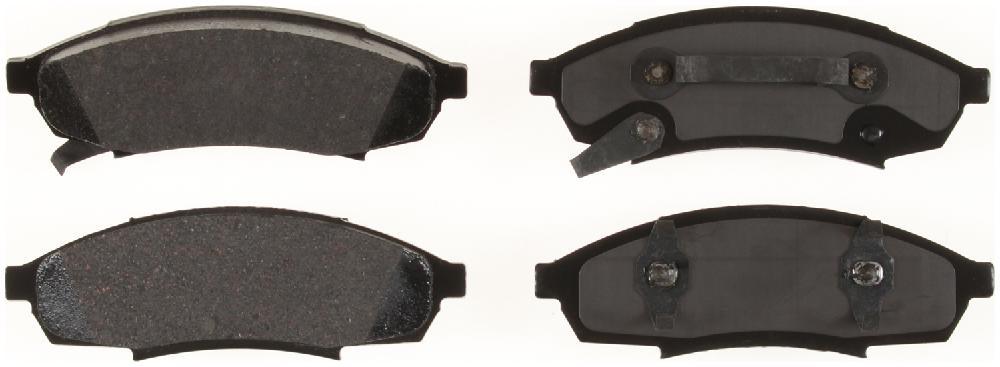 BENDIX - Bendix CQ Disc Brake Pad (Front) - BEN D376