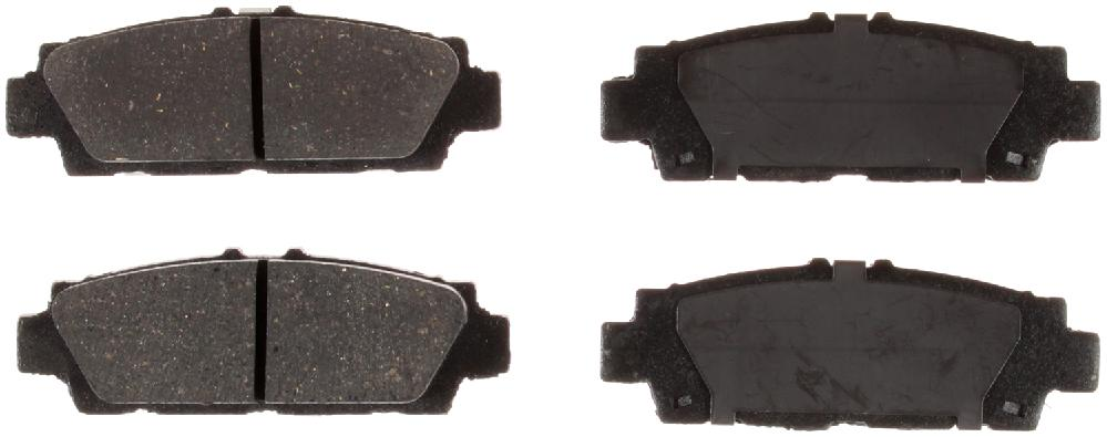 BENDIX - Bendix CQ Disc Brake Pad (Rear) - BEN D488