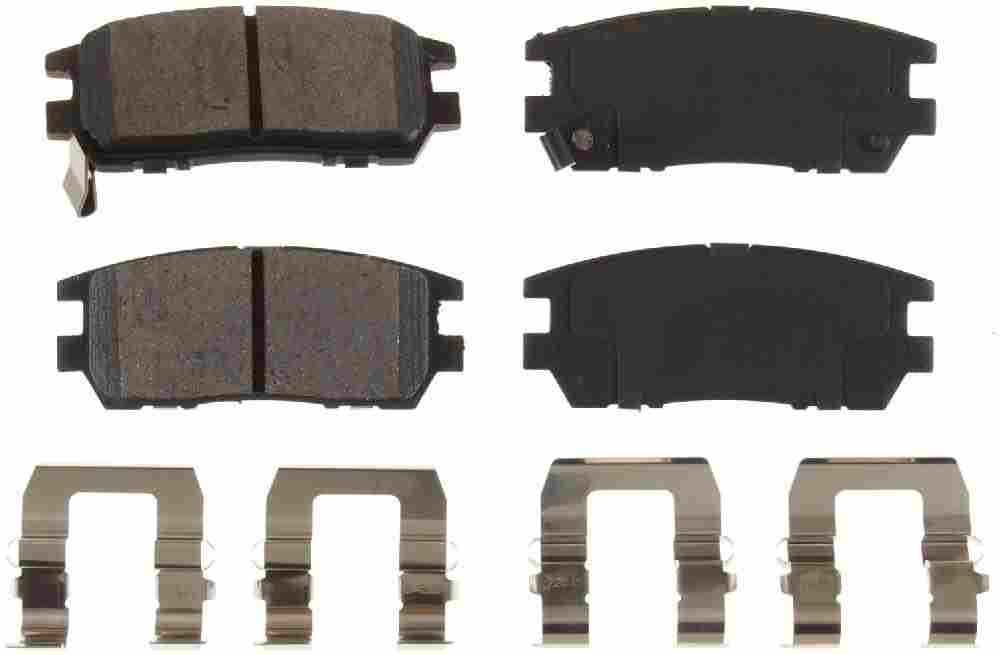 BENDIX - Bendix CQ Disc Brake Pad (Rear) - BEN D567