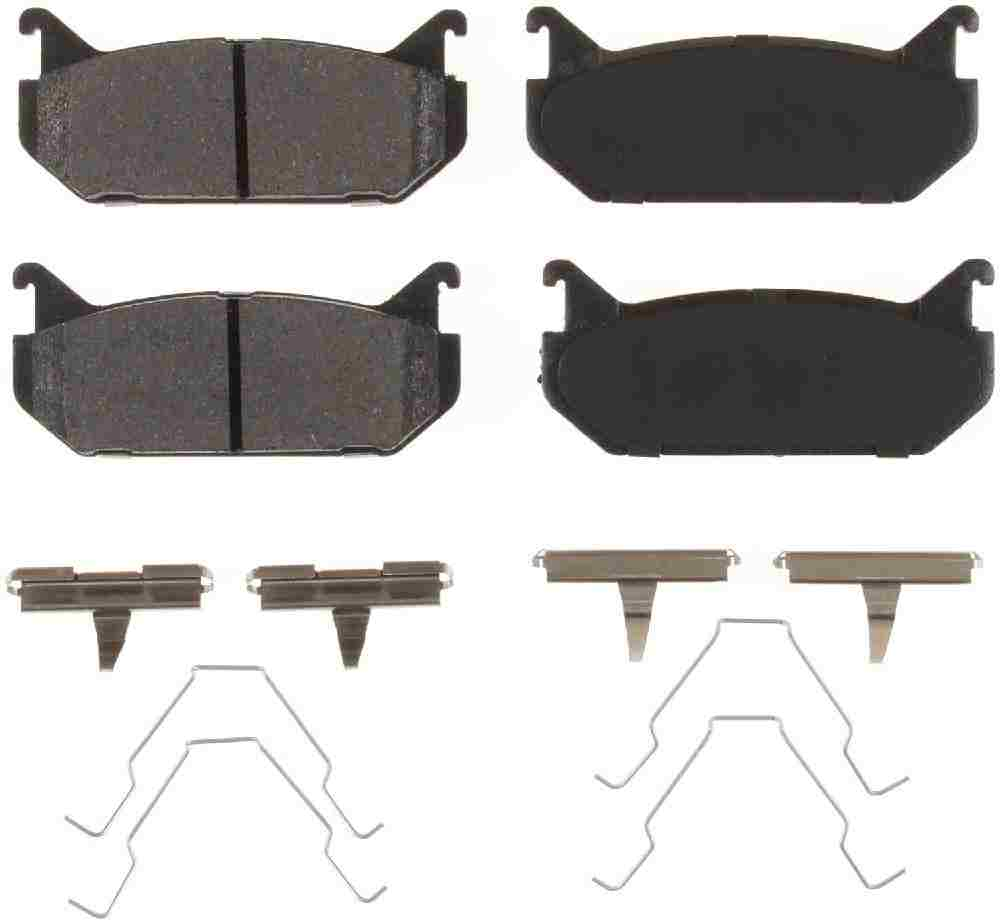 BENDIX - Bendix CQ Disc Brake Pad (Rear) - BEN D584