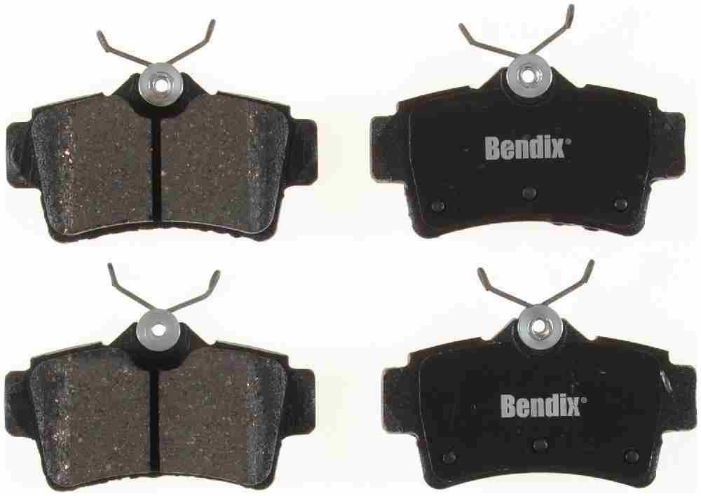 BENDIX - Bendix CT-3 Disc Brake Pad (Rear) - BEN D627CT