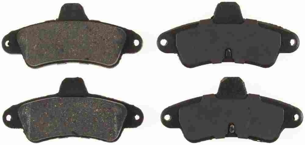 BENDIX - Bendix CQ Disc Brake Pad (Rear) - BEN D661