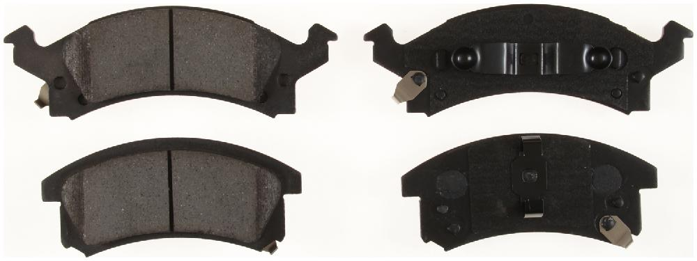 BENDIX - Bendix CT-3 Disc Brake Pad (Front) - BEN D673CT