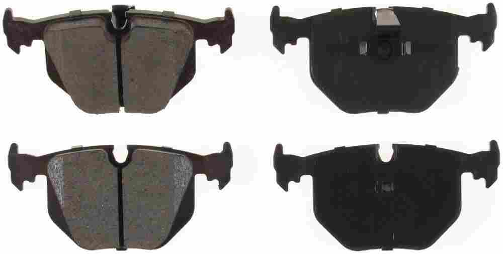 BENDIX - Bendix CQ Disc Brake Pad (Rear) - BEN D683