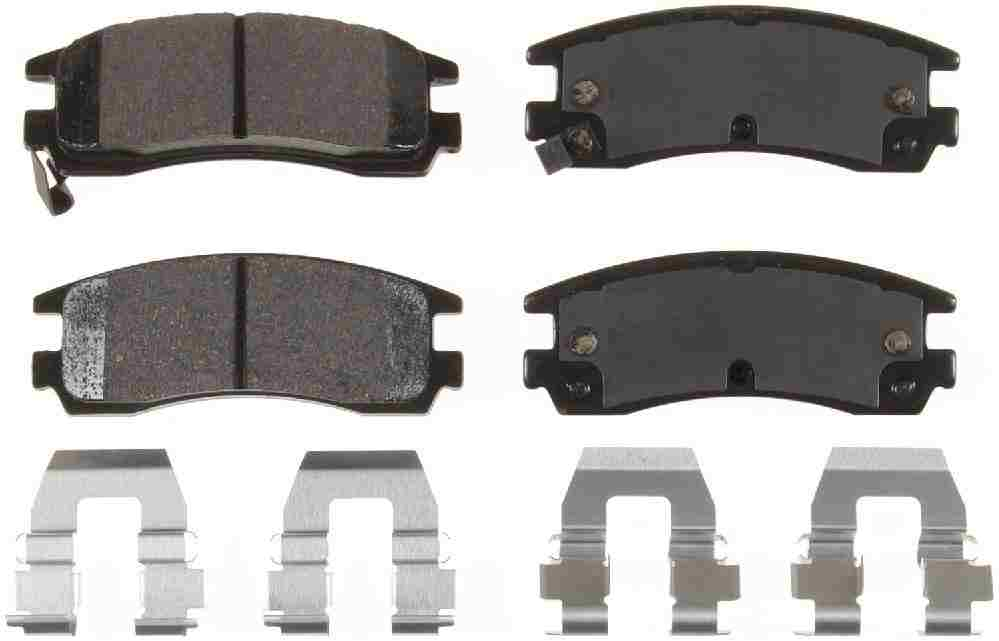 BENDIX - Bendix CQ Disc Brake Pad (Rear) - BEN D698
