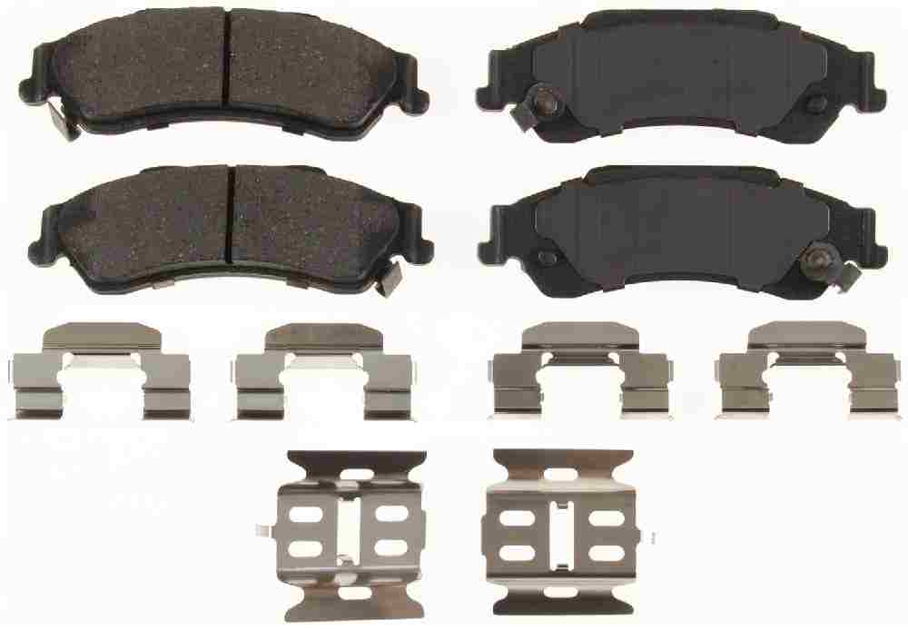 BENDIX - Bendix CT-3 Disc Brake Pad (Rear) - BEN D729CT