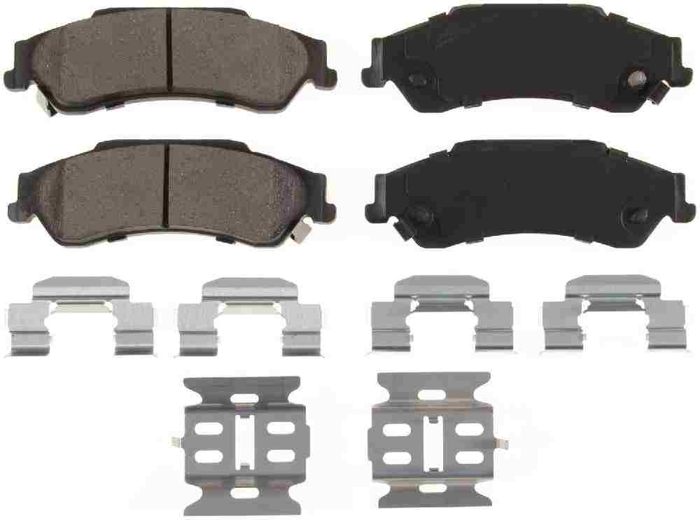 BENDIX - Bendix CQ Disc Brake Pad (Rear) - BEN D729