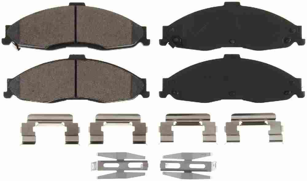 BENDIX - CQ Ceramic Disc Brake Pad (Front) - BEN D749