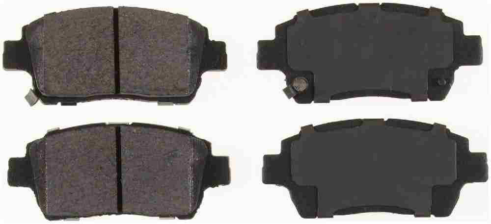 BENDIX - Bendix CT-3 Disc Brake Pad (Front) - BEN D822CT