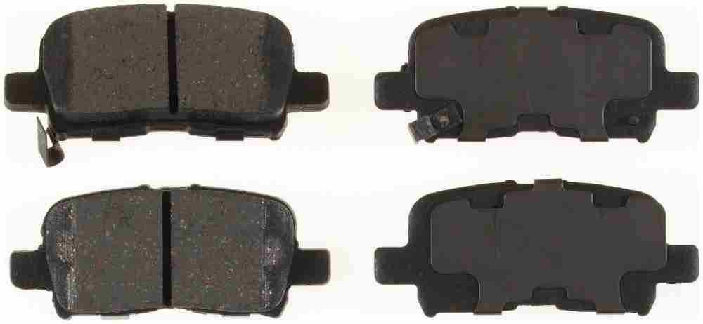 BENDIX - Bendix CT-3 Disc Brake Pad (Rear) - BEN D865CT