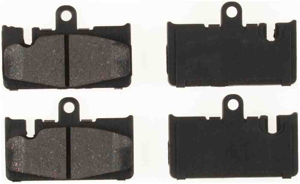BENDIX - Bendix CT-3 Disc Brake Pad (Rear) - BEN D871CT