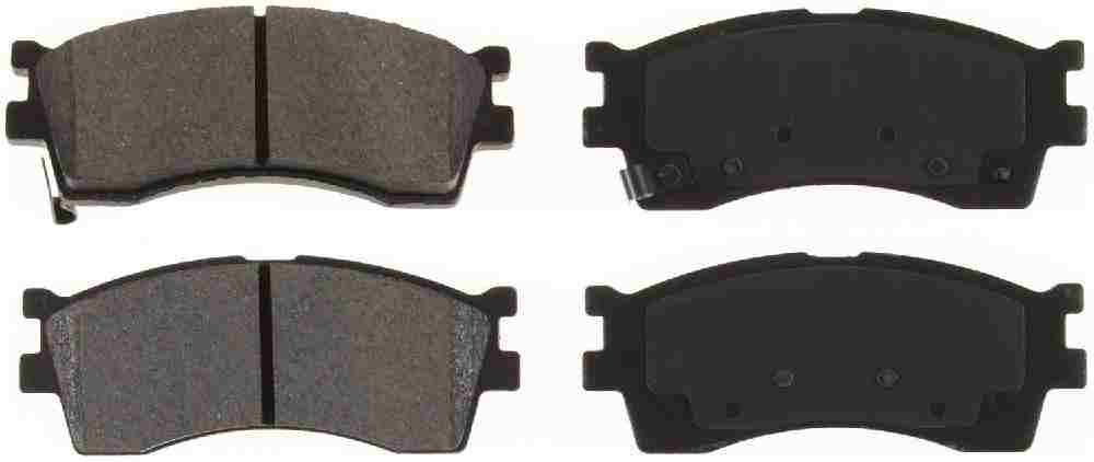 BENDIX - Bendix CQ Disc Brake Pad (Front) - BEN D889