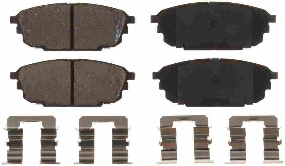 BENDIX - Bendix CQ Disc Brake Pad (Rear) - BEN D892