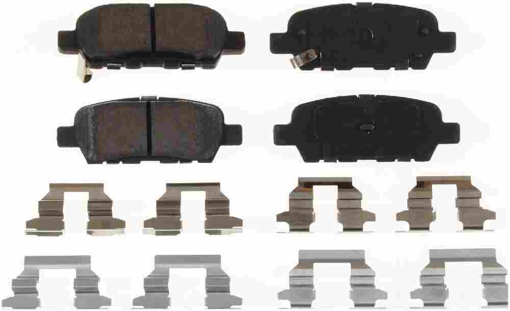 BENDIX - Bendix CT-3 Disc Brake Pad (Rear) - BEN D905CT